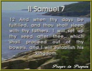 II Samuel 7
